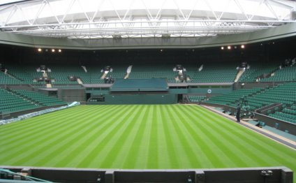 5 Spectacular Tennis Courts