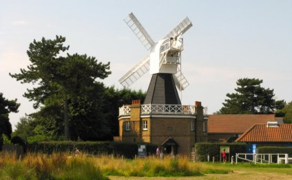 The windmill on Wimbledon