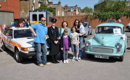 Family Fun at Wimbledon Police