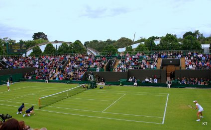Four Ways To Nab Wimbledon