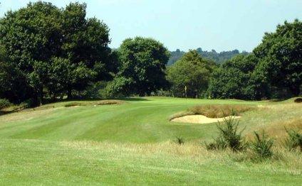 Royal Wimbledon golf course