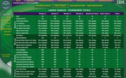 Wimbledon Information System