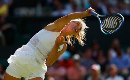 Maria Sharapova: Wimbledon