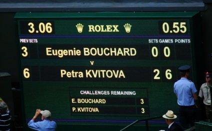 #23 Maria Sharapova vs Serena