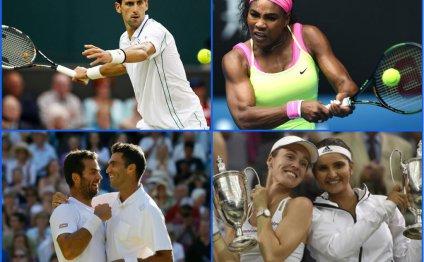 Complete List Of Wimbledon