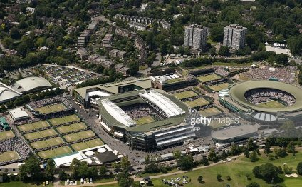 The 2011 Wimbledon Tennis