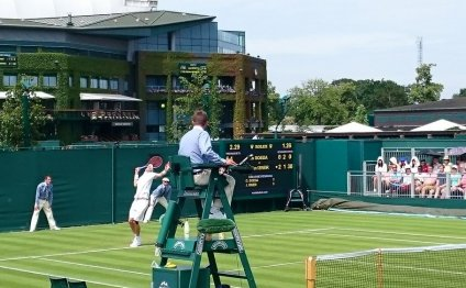 The All England Lawn Tennis