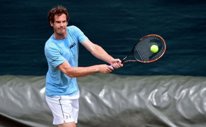 VIEW GALLERY Andy Murray