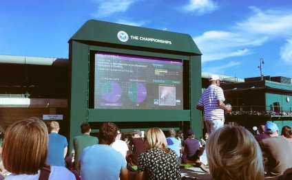 And the Wimbledon website