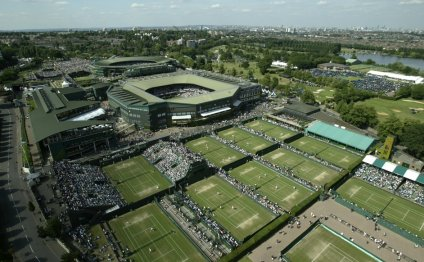 Wimbledon All England Club In