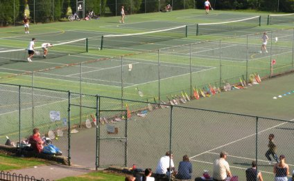 Courts in Wimbledon Park