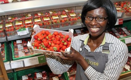 Wimbledon Waitrose gets set