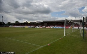 AFC Wimbledon's would you like to leave the humble Kingsmeadow arena and go on to their particular religious house
