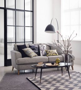 Fabulous furnishings: an array of Marks & Spencer's homeware can be bought at a lower price in their socket stores