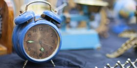 Old time clock © shalamov/iStock/Thinkstock