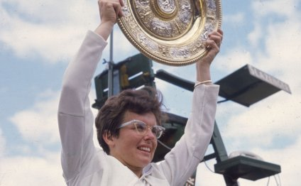Billie Jean King Wimbledon