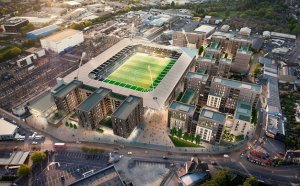 AFC Wimbledon New Stadium