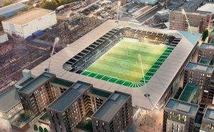 AFC Wimbledon Stadium plans