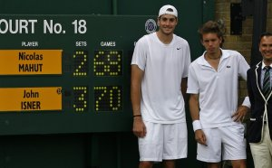 Longest match Wimbledon