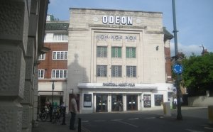 Odeon Wimbledon London UK