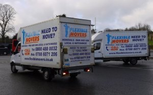 Van hire in Wimbledon