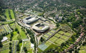 Wimbledon Tennis Club address