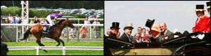 The Royal horse rushing festival is held one per year within part of Berkshire. The Ascot rushing event is an excuse for ladies purchasing a hat in addition to gentleman to wear a rather British early morning fit – that's if you're into the Royal Enclosure!