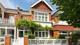 The splendour for the Edwardian house…