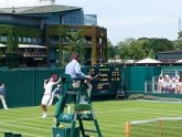 Wimbledon Tennis address