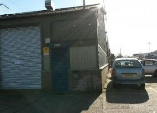 Thumbnail Industrial to let in Lyon Road, London