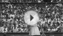 1967 Wimbledon Ladies Final Won By Billie Jean King (1967)