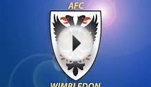 AFC Wimbledon- AFC Wimbledon Football Manager Career