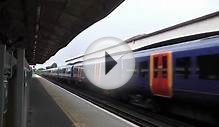 Class 450 |South West Trains| Ploughs Through Wimbledon
