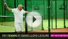 David Lloyd Leisure Wimbledon Ad- Lower fourth call to action