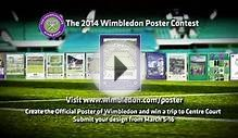 Design the poster for Wimbledon 2014 and you could be on