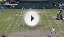 Djokovic Vs. Federer ★ Wimbledon Final 2014