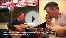 group guitar lessons in wimbledon-london