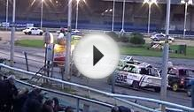 Historic Stock Cars Wimbledon 26/12/2015 part 1