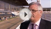 Interview Re Future Of Wimbledon Greyhound Stadium