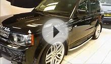Land Rover Range Rover Sport Black - Wimbledon Specialist Cars