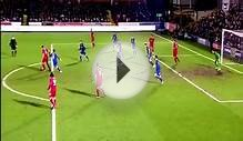 Lazar Markovic AMAZING Backheel Flick Pass AFC Wimbledon