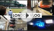 LONDON VLOG | WIMBLEDON AND CALLING FESTIVAL
