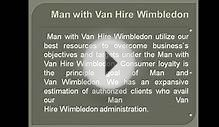 Man and van Hire Wimbledon