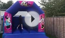 Minnie Mouse Bouncy Castle Hire - .abcpartyhire.com