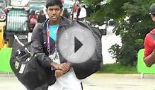 Olympics 2012: Tennis Players At Wimbledon Exit [HD]