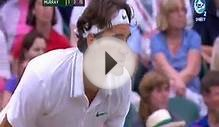 Roger Federer - Andy Murray (Wimbledon 2012 - Finala) Part 5