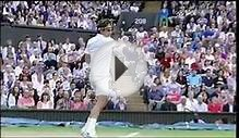 Roger Federer - Wimbledon 2012- against 7 opponents