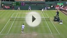 Sick Winners From Rosol Up Against Nadal 2012 Wimbledon R2