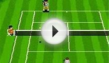 SNESOT Super Tennis Online Tour - GW vs Retro - Wimbledon