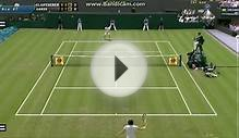 Tennis Elbow 2011 ITST Tour-Wimbledon 2012 QF-Eliomelma vs